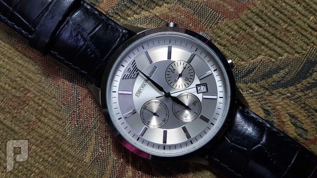 ساعة إمبوريو أرماني (EMPORIO ARMANI) أصلية